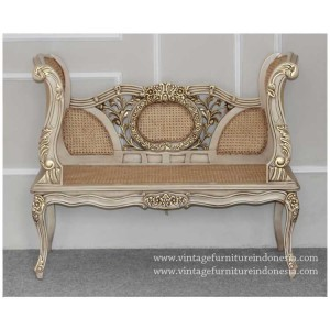 Rattan-Antique-French-Sofa