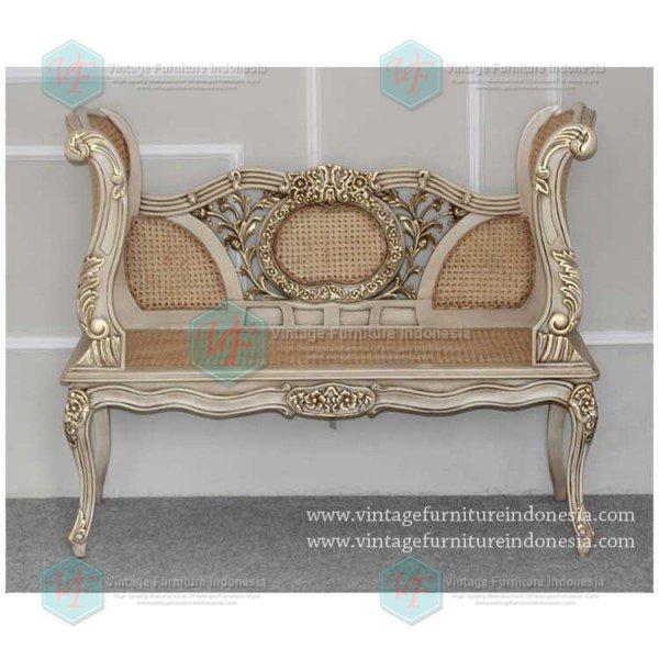 rattan antique french sofa. Black Bedroom Furniture Sets. Home Design Ideas
