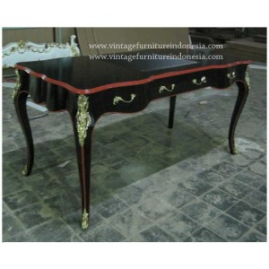 RDS 012,-FRENCH-DESK-2-DRAW