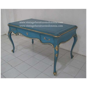 RDS-012 FRENCH-DESK-2-DRAW
