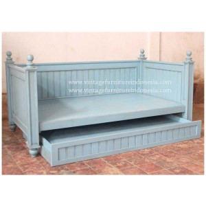 RSF 01 Ranger Day Bed, French Blue